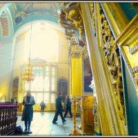 В соборе. :: Игорь