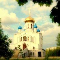 Смоленск. Храм Новомучеников. :: Игорь