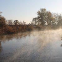 Река Аксай :: Юрий Гайворонский