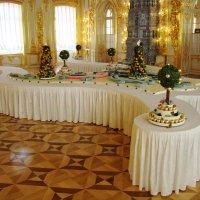 В залах  ЦарскоСельского дворца :: Константин Жирнов