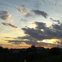 закат :: гузель хасанова