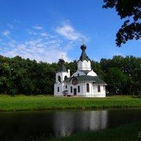 Епархиальный женский монастырь в честь иконы Божией Матери; Державная :: Антонина Гугаева