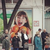 заводной  апельсин :: Дмитрий Потапов