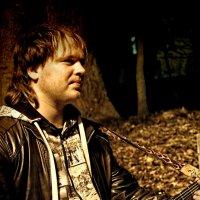 El guitarrista ... :: Роман Шершнев