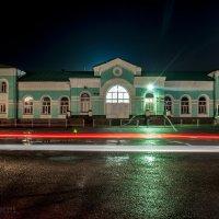 ночной вокзал... :: Павел Данилевский