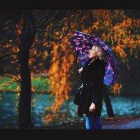 почувствуй осень :: Катерина Порядочная