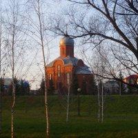 Наша церковь. :: НАДЕЖДА КЛАДЧИХИНА