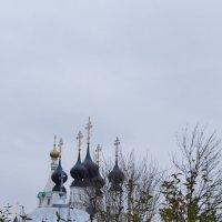 Монастырь :: наталья давыдова