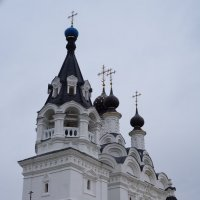 Благовещенский собор 1555 г. :: наталья давыдова