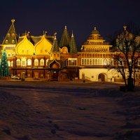 дворец алексея михайловича в коломенском :: Александр Шурпаков