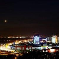 Огни ночного города.. :: Viktor Nogovitsin