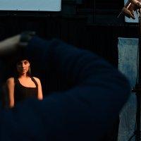 Фотограф и модель :: Михаил Цукерман