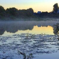 Утро туманное... :: Татьяна Копосова
