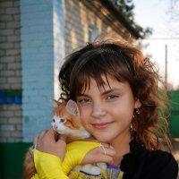 Мой малыш :: Алексей Мыценко
