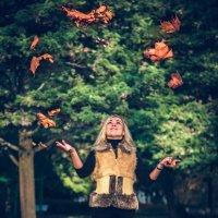 Осень :: Denis Fadeev