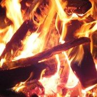 Танец огня :: Александр Архипов