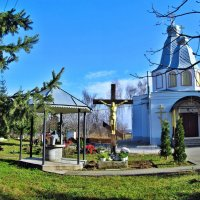 сельская церковь :: юрий иванов
