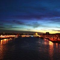 Москва река :: Алексей Михайлов