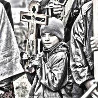 крест :: Павел Данилевский
