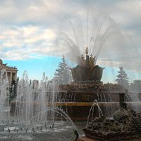 фонтан ВДНХ Москва :: Андрей Андрейчук