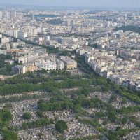 старинное кладбище парижа :: Elenn S