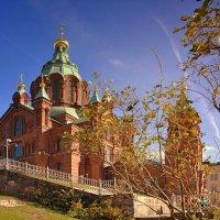 От солнца – Божий храм горит и светится :: Ирина Данилова