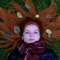 Рыжая. :: Catherine Bugrovskaya