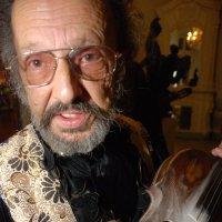 Старый скрипач. :: Харис Шахмаметьев