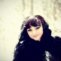 Алена зимой :: Сергей Гатилов