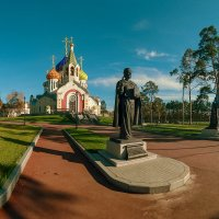 Храм Святого Благоверного князя Игоря Черниговского. :: Роман —-