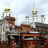 Правослывный храм :: Сергей Владимиров