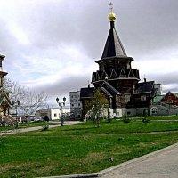 Церковь :: Сергей Владимиров