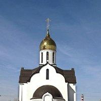 Церковь Александра Невского :: Сергей Владимиров