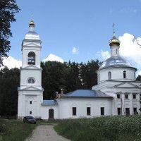 Церковь Андрея Первозванного :: Сергей Владимиров