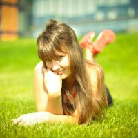 El verano verde :: Наталия Ботвиньева