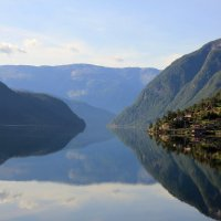 Зеркало души Норвегии :: Надежда Проданова