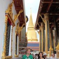 Бангкок, в комплексе королевского дворца :: Владимир Шибинский