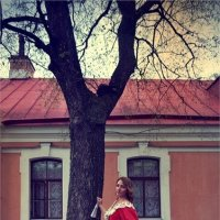Старина :: Евгения Максимова