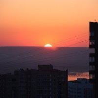 закат :: Альфир Зиянгиров