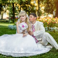 Сергей и Лена :: Денис Суслов