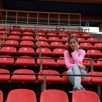 на стадионе :: Вера Шат
