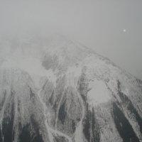 Домбай... Туман... :: Роман Архипов