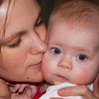 Мама и сын :: Марина Лопаткина