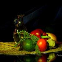 Натюрморт с овощами :: Виктор Филиппов