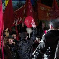 7 ноября - красный день календаря :: Сергей Яценко