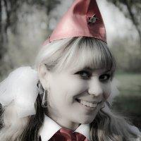 Пионерочка :: Анастасия Бирюкова(Янкова)