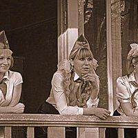 Три девицы-пионеры :: Анастасия Бирюкова(Янкова)