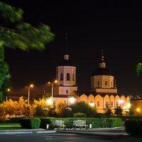 Ночной собор :: Алёна Куценко