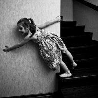 Испытание гравитации :: Оксана Сорокина