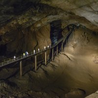 Новоафонская пещера. Абхазия :: Вячеслав Овчинников